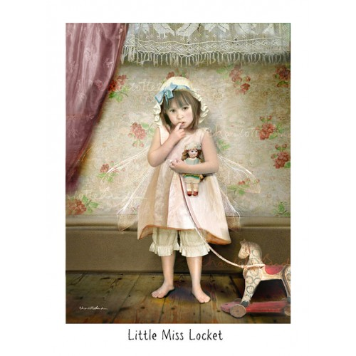 Little Miss Locket