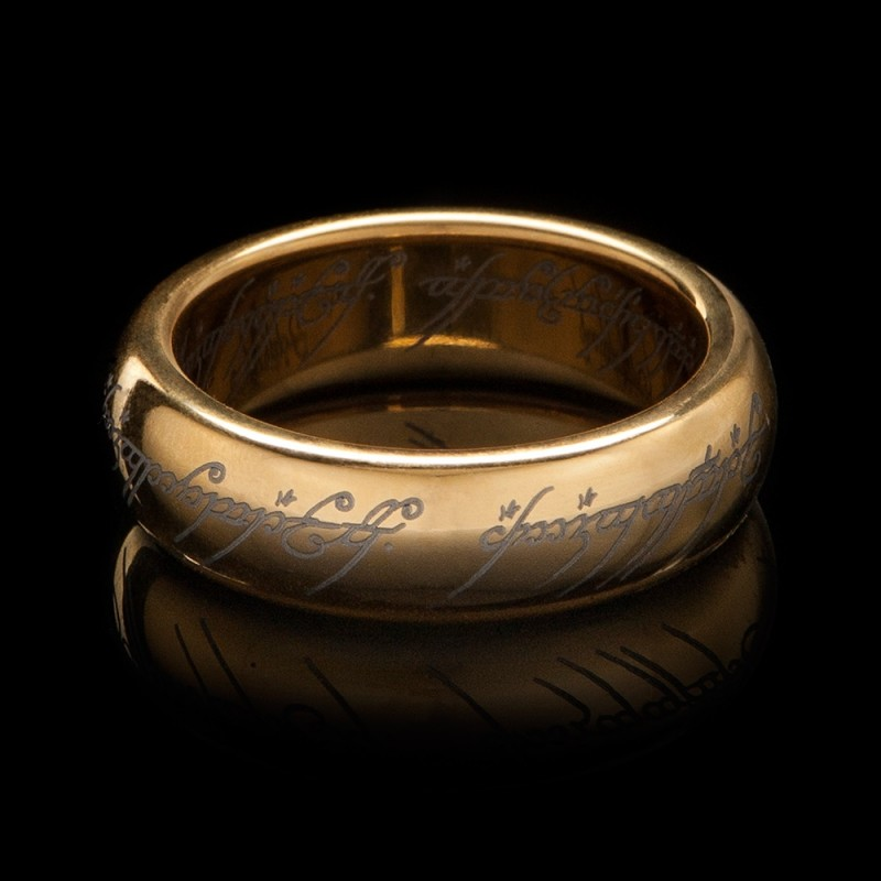 The One Ring (Tungsten) - size 10