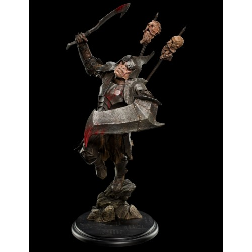 Gundabad Orc Soldier 1/6 Statue
