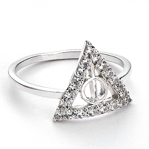 Deathly Hallows Ring Large